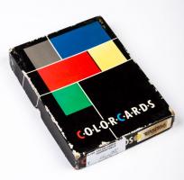 PL105 COLOR CARDS VOORZETSELS